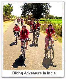 Biking Adventure in India