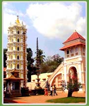 Mardol Temple Goa